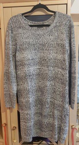 bpc bonprix collection Gebreide jurk grijs