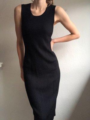 Comptoir des Cotonniers Midi Dress black-dark blue
