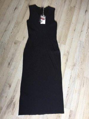 Comptoir des Cotonniers Midi Dress dark blue-black