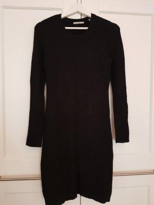 edc by Esprit Robe en maille tricotées noir