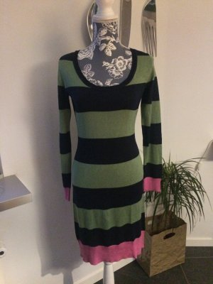 AJC Knitted Dress multicolored