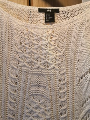 Woman for H&M Knitted Dress cream