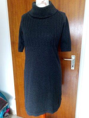 Esprit Vestido tejido gris antracita Algodón