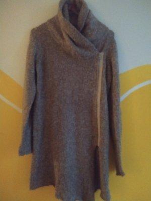 Sublevel Vestido mullet marrón claro