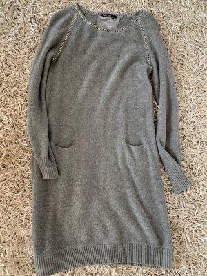 Marc Aurel Knitted Dress grey