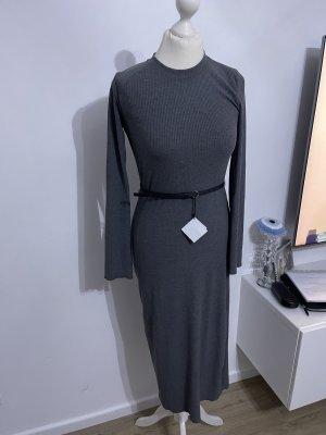 Zara Gebreide jurk veelkleurig