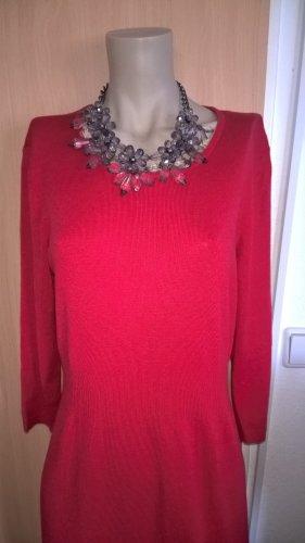 Brian Rennie Knitted Dress red