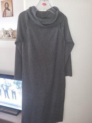 Montego Knitted Dress dark grey
