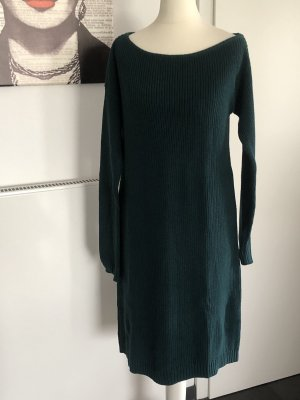 Even & Odd Knitted Dress petrol
