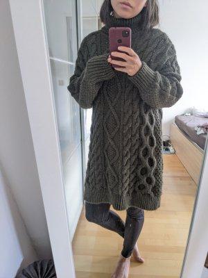 Strickkleid/oversized pullover