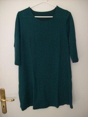 bpc bonprix collection Knitted Dress petrol-black