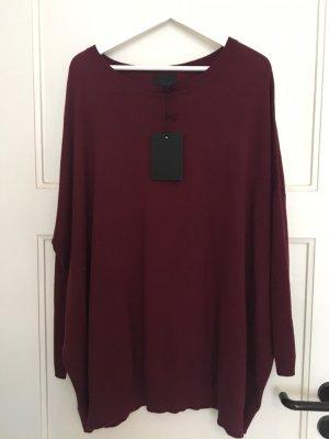 Gestuz Knitted Dress bordeaux