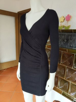 Orsay Robe en maille tricotées noir