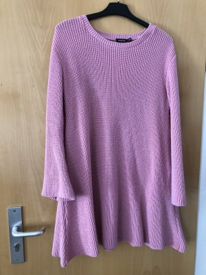 Boohoo Knitted Dress pink