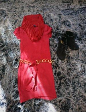 Melrose Gebreide jurk rood