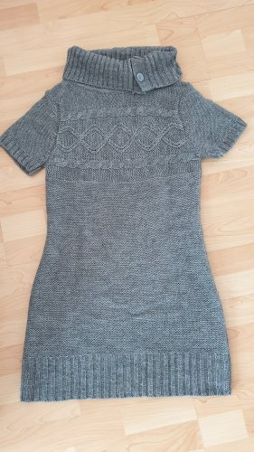 Woolen Dress grey
