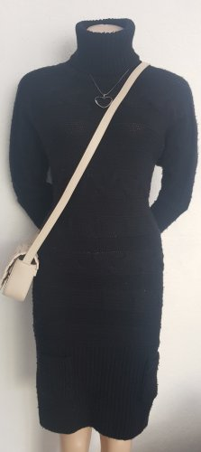 Miss Sixty Knitted Dress black