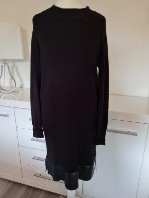 Yaya Knitted Dress black