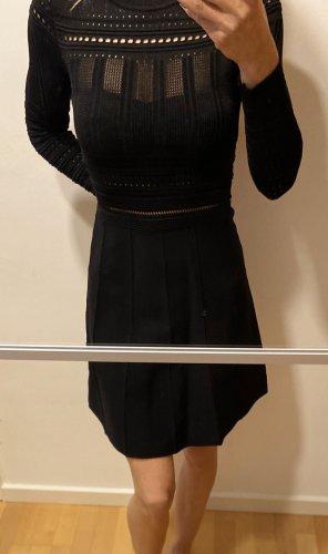 Strickkleid Zara Gr.S schwarz