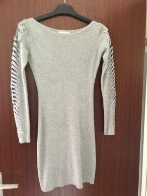Knitted Dress light grey