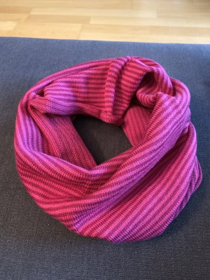 Tube Scarf magenta-purple