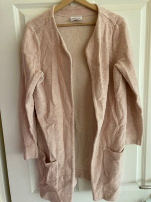 Gina Knitted Coat nude