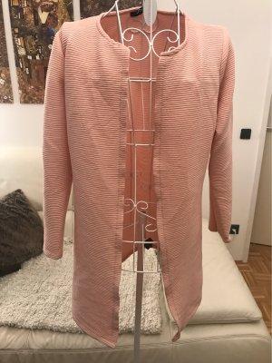 Colloseum Cappotto a maglia rosa pallido-rosa chiaro