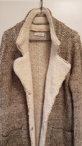 Aniston Cappotto a maglia multicolore
