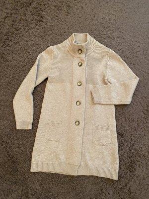 Daniel & Mayer Cappotto a maglia beige