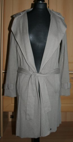 Cecil Manteau en tricot brun sable tissu mixte