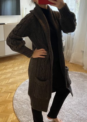 Guess by Marciano Oversized Coat dark brown