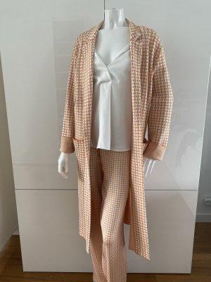 Herzensangelegenheit Manteau en tricot multicolore viscose