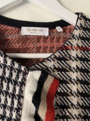 rich and royal Wełniany sweter Wielokolorowy