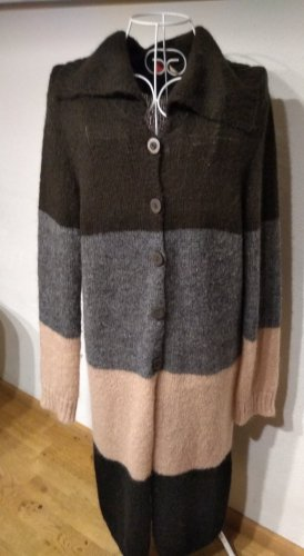 Avoca Knitted Coat brown