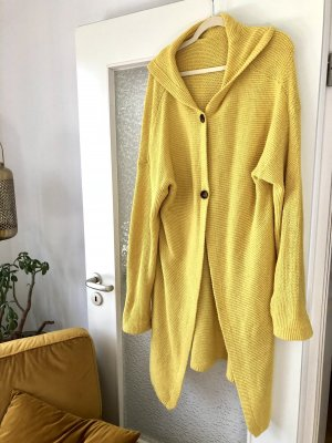 Hooded Coat yellow
