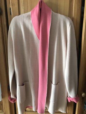 Orsay Manteau en tricot rose clair-rose acrylique