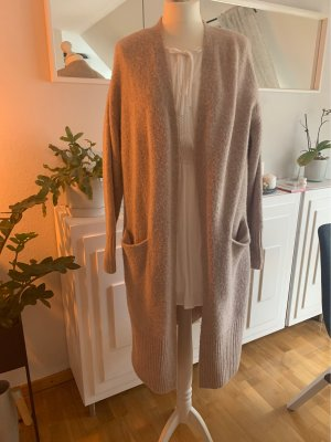 H&M Knitted Coat beige