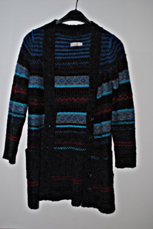 Bon'a Parte Knitted Coat multicolored