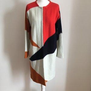 2nd Day Manteau en tricot multicolore