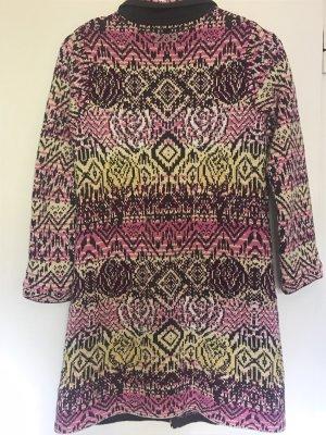 Odd Molly Cappotto a maglia multicolore
