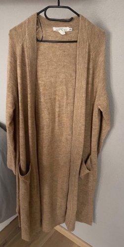 H&M Manteau en tricot multicolore laine alpaga