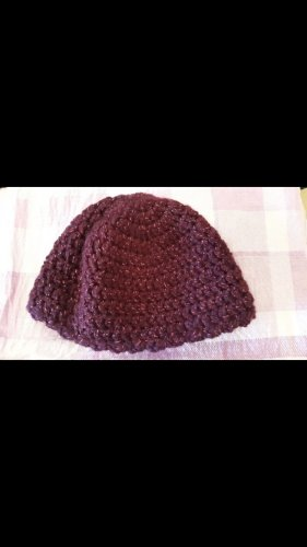 Knitted Hat lilac
