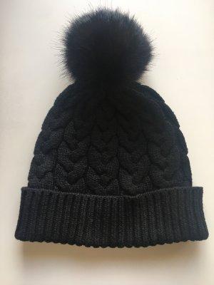 Asos Cappello a maglia nero