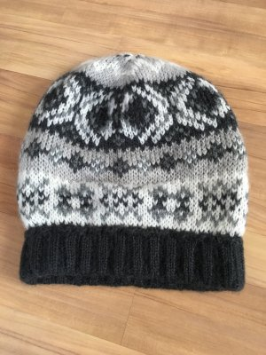 Benetton Knitted Hat multicolored