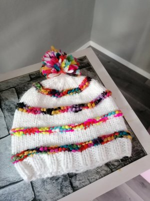 Ohne Knitted Hat multicolored