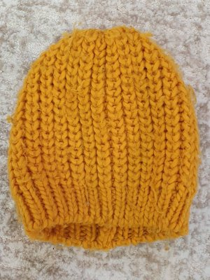 Sonstiges Knitted Hat multicolored