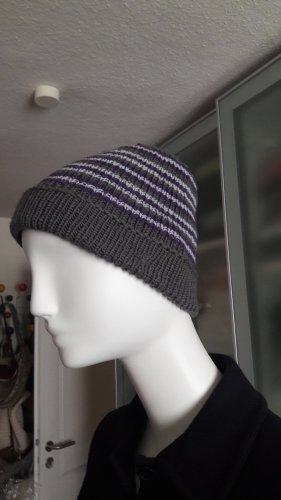 Strickmütze - hand knitted