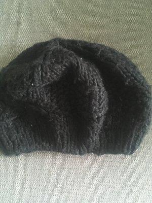Promod Chapeau en tricot noir