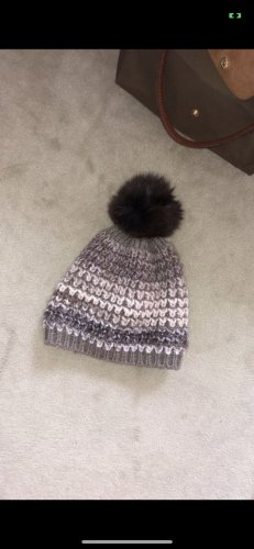 Roeckl Knitted Hat light brown