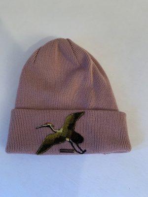Dsquared2 Sombrero de punto malva-rosa claro